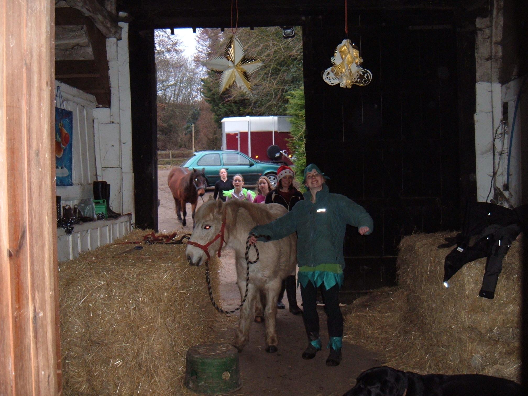 Christmas eve 2005 003