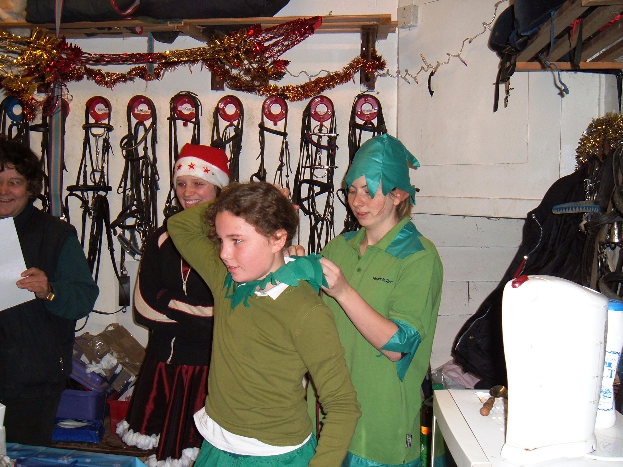 Christmas eve 2005 005