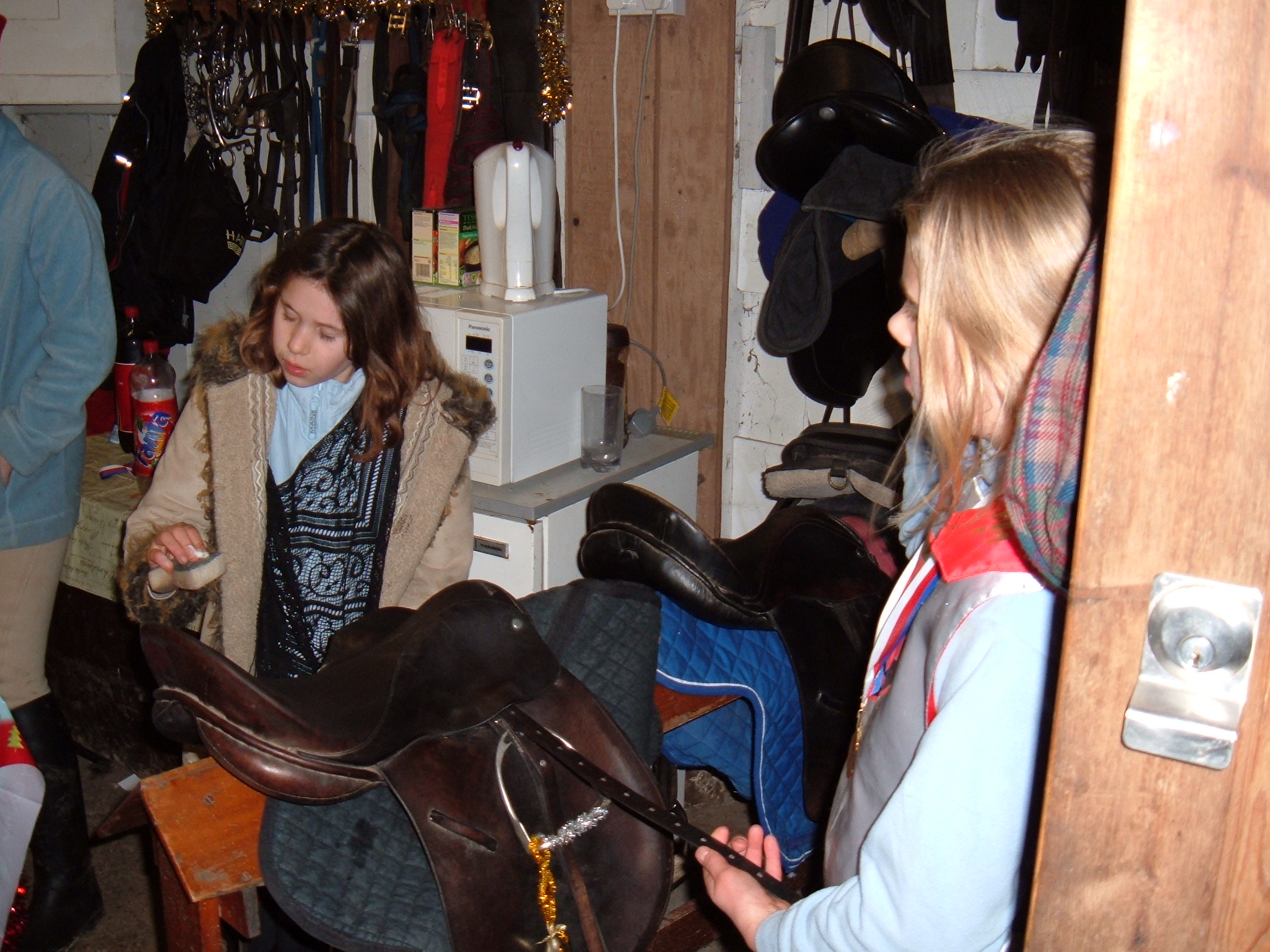 Christmas eve 2005 106