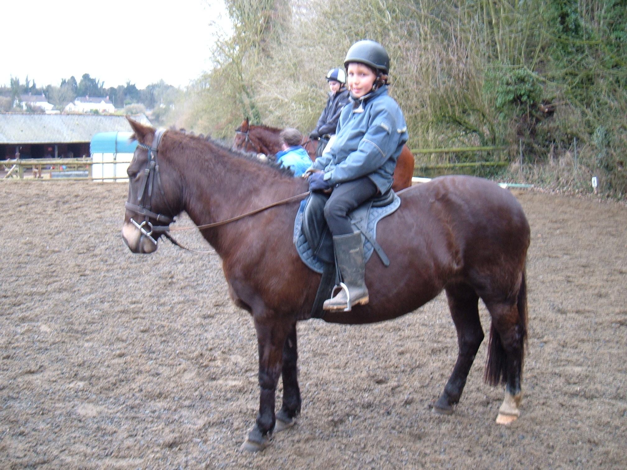 Pony Day Feb 06 021