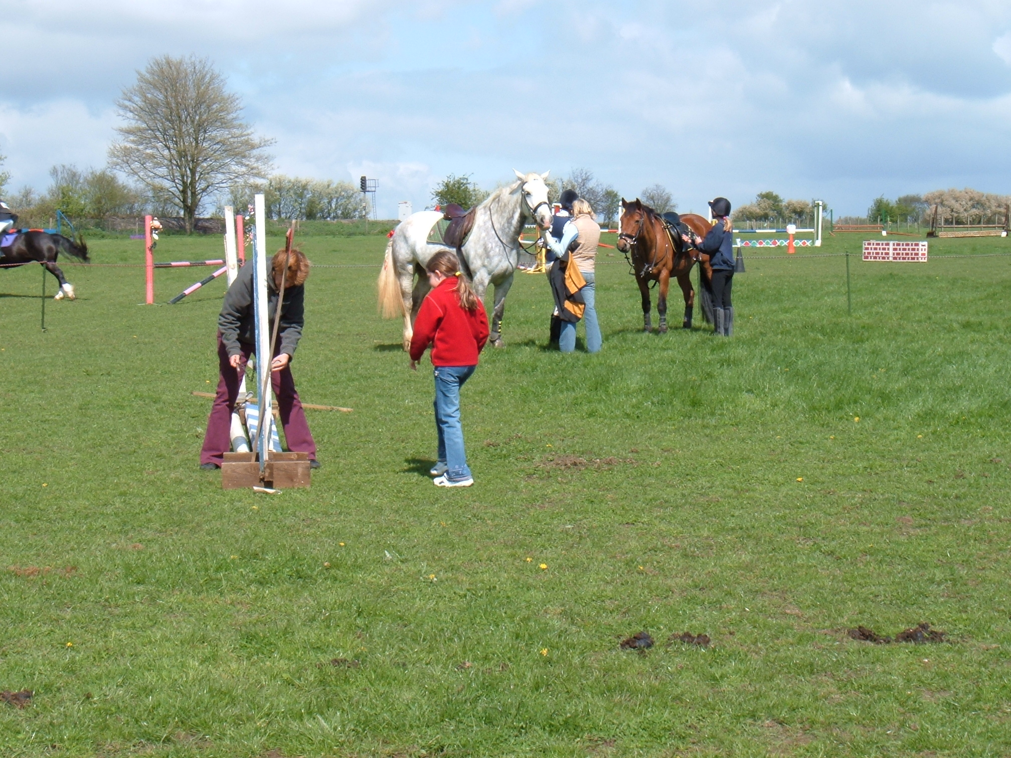 Showjumping Monday 006