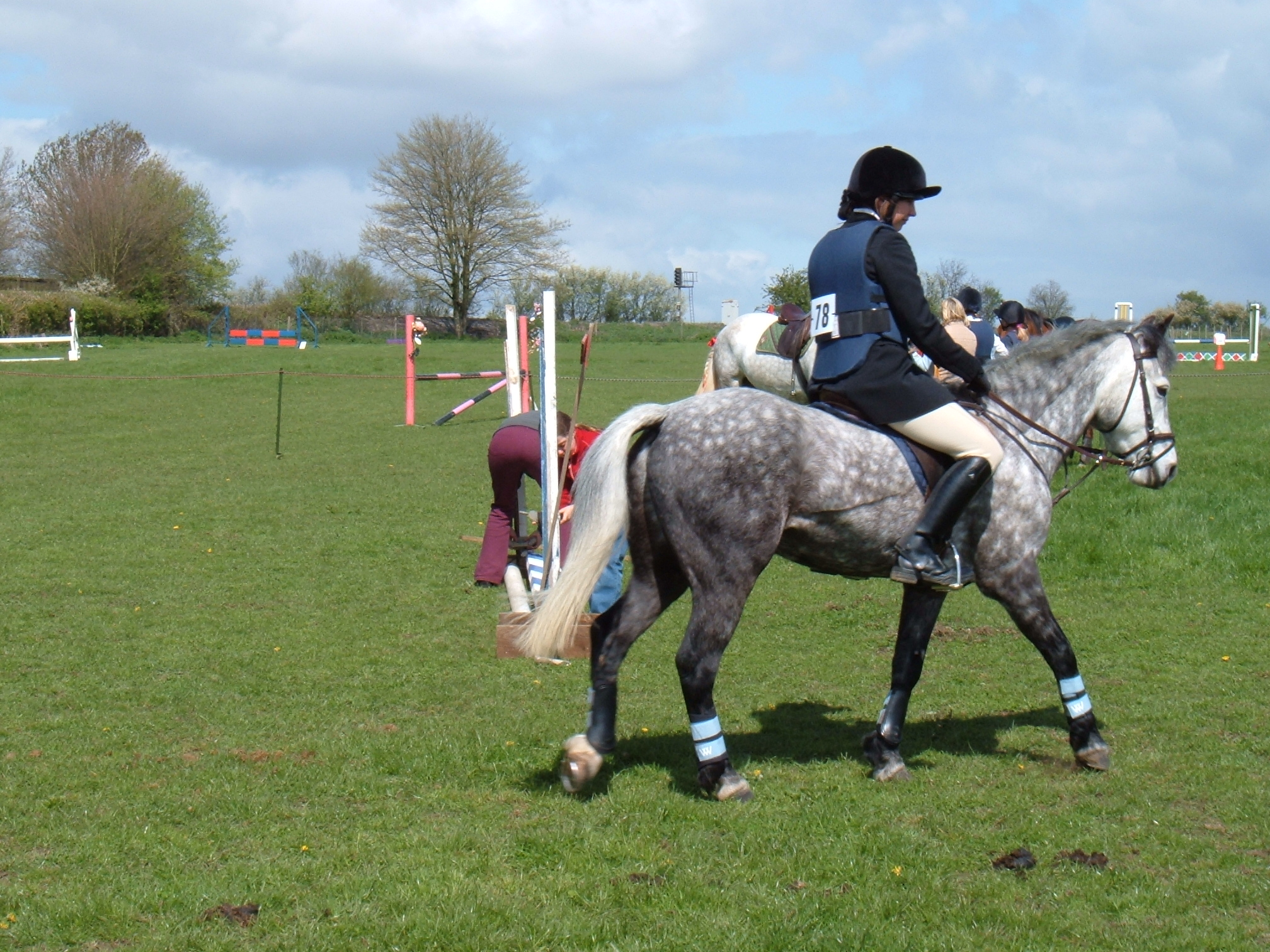 Showjumping Monday 007