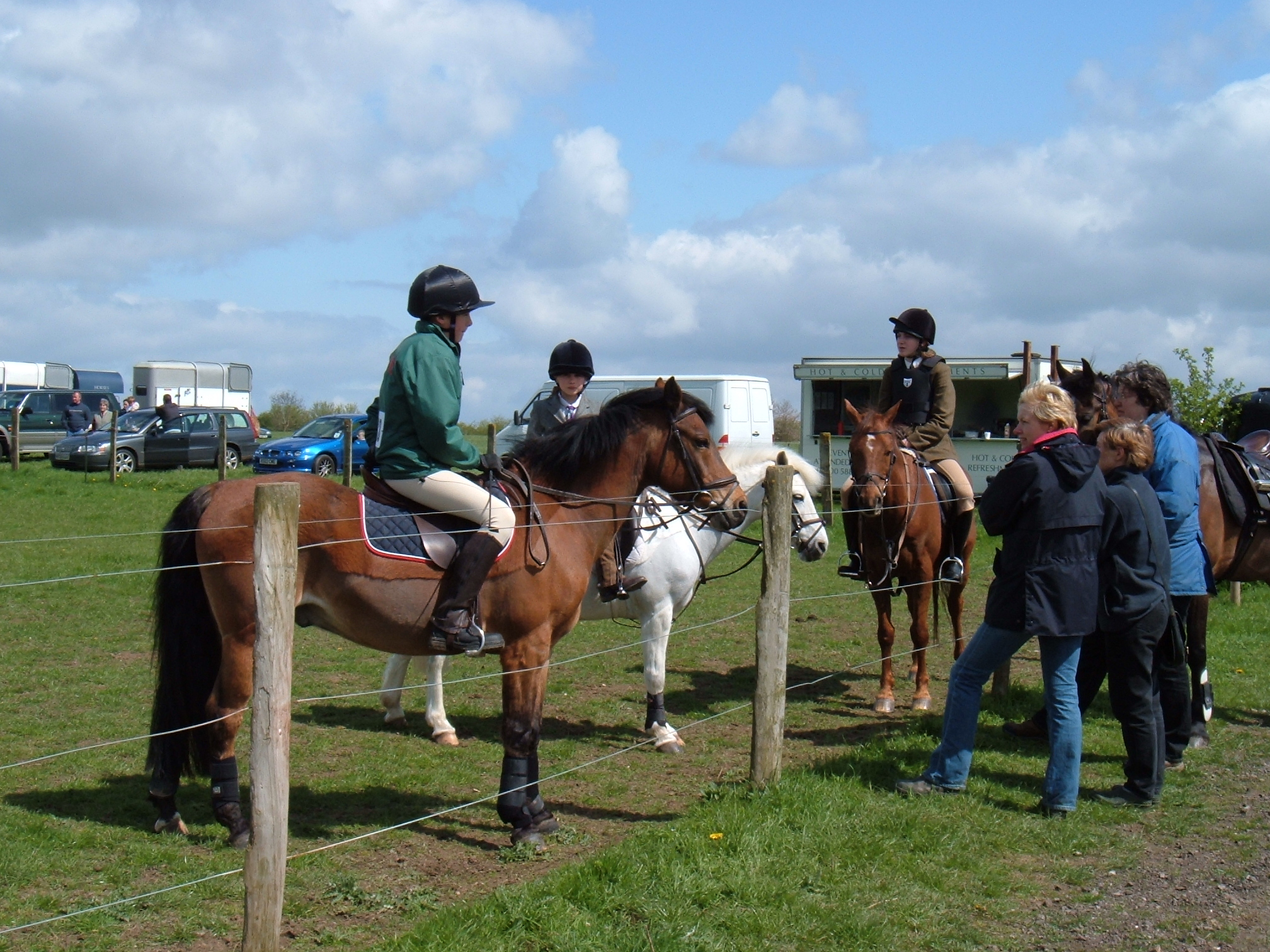 Showjumping Monday 010