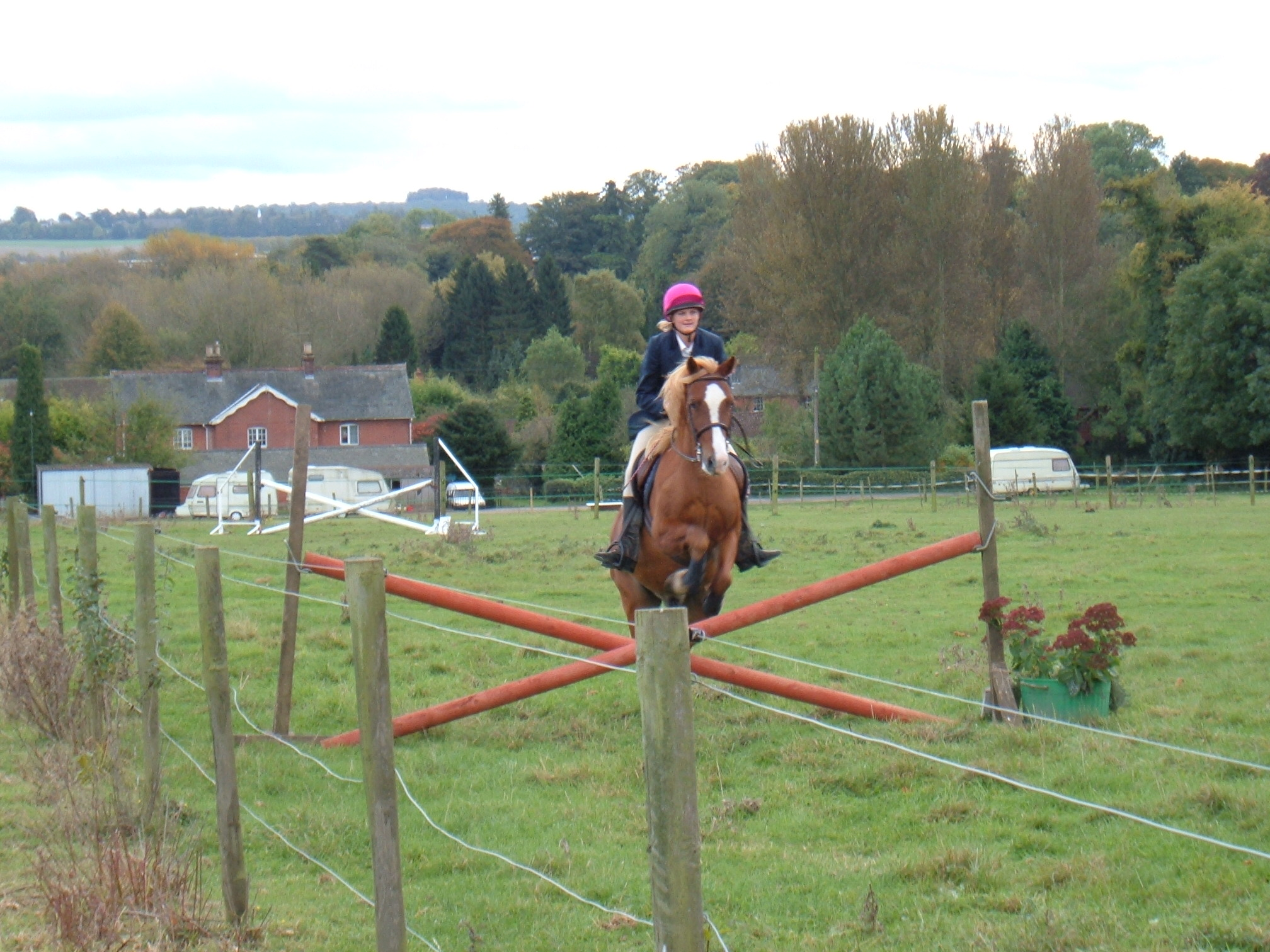 Show Jumping October 2005 Dutch Stables 006